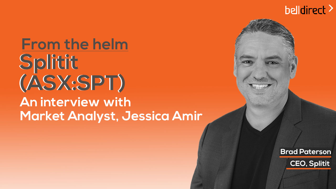 From the helm: Splitit (ASX:SPT)