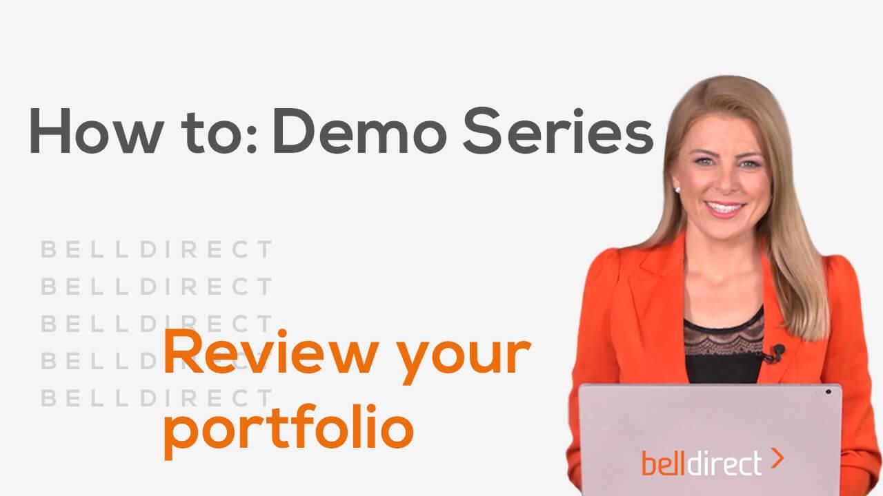 How to review your portfolio